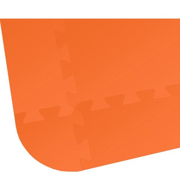Rand für Bodenmatte UNO 24 orange