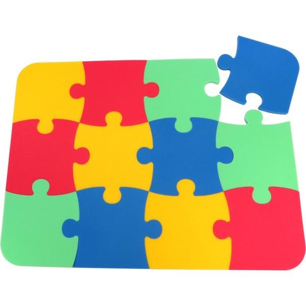 Bodenmatte Puzzlematte Klassik 12 - 16 mm - 0+