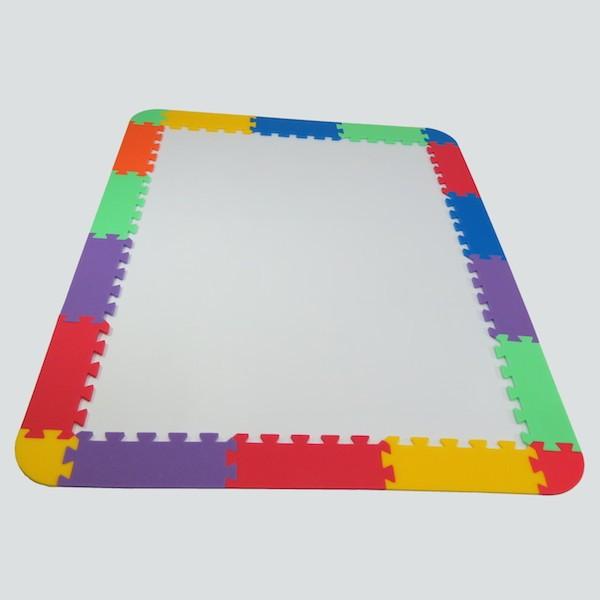 Rand für Bodenmatte UNO 12 - 6 Farben